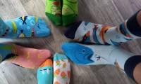 Ponožková výzva - osmáci