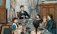 Domácí vzdělávání v době uzavření školy