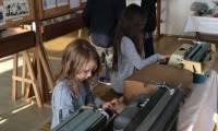 Školní družina byla na návštěvě v českoveském muzeu
