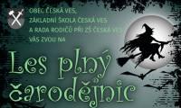 Les plný čarodějnic - již v pátek 30. dubna 2021
