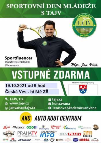 Sportovní den mládeže s TAJV v České Vsi